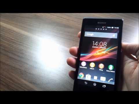Sony Xperia L - recenzja