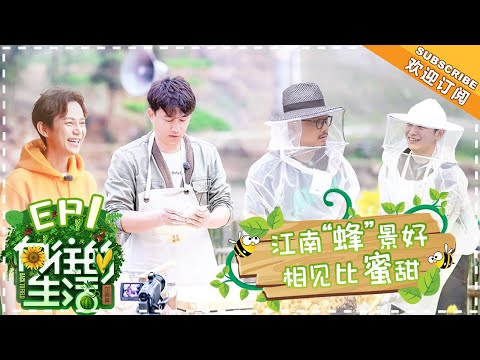 陸綜-嚮往的生活S2-EP 01-呆萌彭昱暢不分黃鱔泥鰍徐崢花式秀廚藝獲點贊