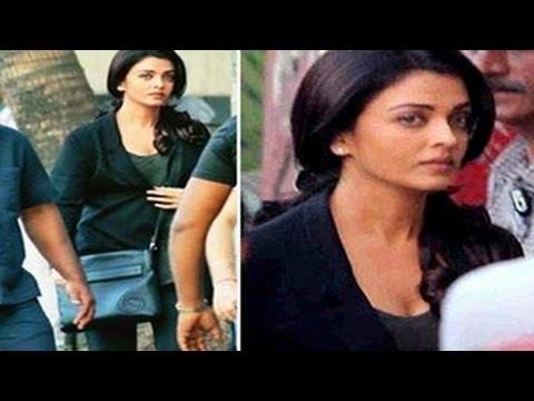 Aishwarya Rai Bachchan's JAZBAA FIRST LOOK