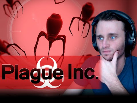 Plague Inc | Infect the World with the Google NanoVirus