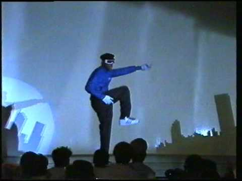 MR. ROBOT BREAKDANCE SENSATION 1984 Flash TOP #1