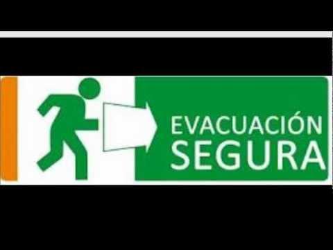 SIMULACRO DE EVACUACIÓN GRUPO 5 SENA TGSON14