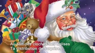 PETIT PAPA NOËL  subtitulada en francés