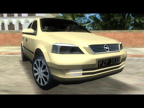 Opel Astra 4door 1.6 TDi Sedan