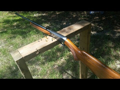 Browning Semi Auto .22 Shooting Review