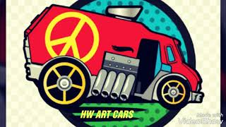 2018 HOT WHEELS ART CARS Series 1 - 10