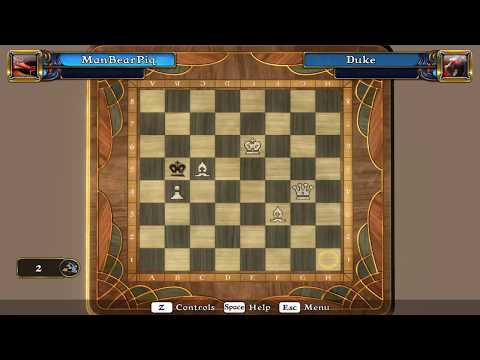 Chess Puzzles - Birmingham Post - Checkmate in 2 moves