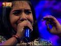 Super Singer Junior - Putham Puthu Paattu by SSJ08 Anushya