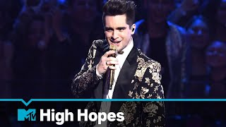 "Panic! At The Disco Perform ""High Hopes"" 