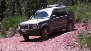 4x4 The Journey - Butcher Country & Caledonia River