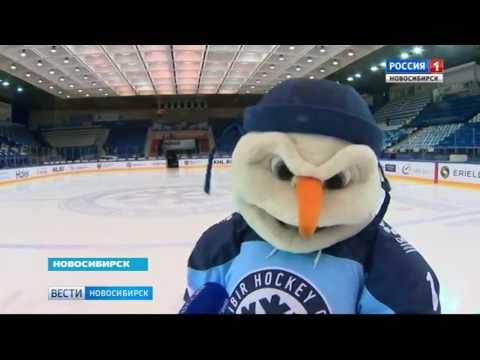 «Вести» узнали, кто скрывается за маской «Злобного снеговика» - лучшего талисмана КХЛ