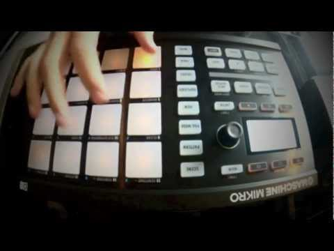 Dark Dubstep • Maschine Mikro
