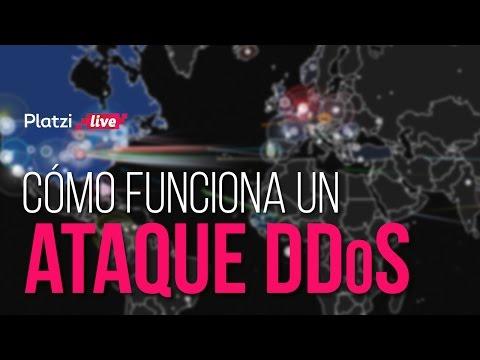 Cómo funcionan los ataques DDoS que pueden destruir Internet