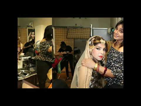 Bridal look for Fashion designer Jyoti by Meenakshi Mehlawat