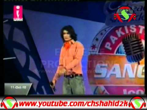 Ali Asad Tere Bin Nahi Lagda Dil Mera Pakistan Sangeet Icon 1 Episode 3 video
