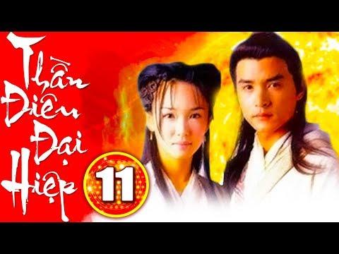 Thần Điêu Đại Hiệp - Tập 11   Phim Kiếm Hiệp 2019 Mới Nhất - Phim Bộ Trung Quốc Hay Nhất