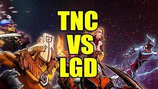 TNC VS LGD - EPICENTER MAJOR 2019