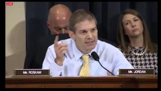 Here's the KEY MOMENT in Benghazi hearings - Rep. Jordan nails Hillary on LIES