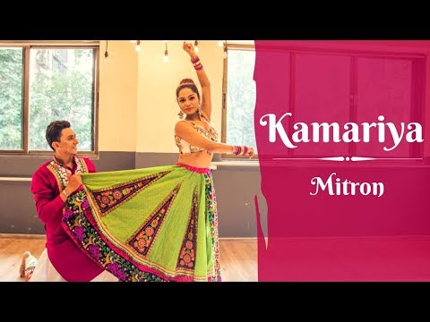 Kamariya | Mitron | Garba Dance | Darshan Raval | LiveToDance with Sonali