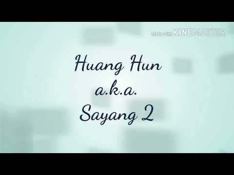 Sayang 2 - A.k.a Huang Hun - Fingerstyle Cover