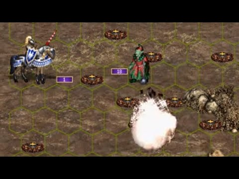 Heroes of Might and Magic III: Usage of Landmines