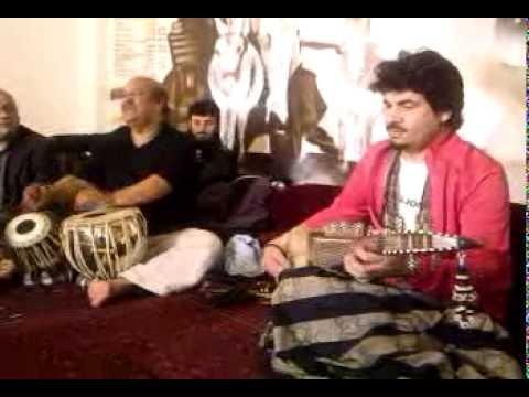 Birmingham Progm Humayun Saki Pashto Saaz video