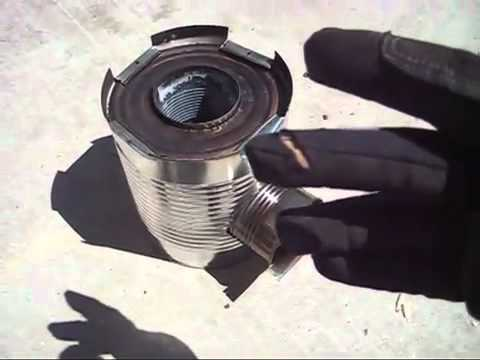 Rocket Stove DANGERS
