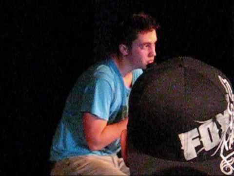 Twenty One Pilots - Jar Of Hearts Live @ Worthington Christian High School (Benefit Show) 3-5-11
