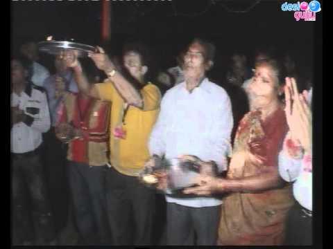 Aarti Jai Adhya Shakti Ambe maa ni aarti Jignesh Kaviraj - Navratri...