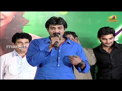 sunil joking on his 6 pack - poola rangadu audio launch