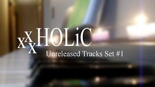 xxxHOLiC Unreleased Tracks Set 1 & Small Box (Music from an anime by CLAMP)