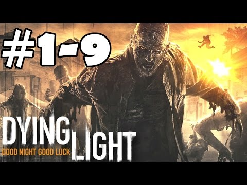 Dying Light Walkthrough Part 1 Gameplay Xbox One Review Let's Play 1080p HD PS4 PC