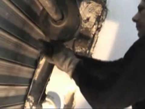 Videomanuale sostituzione molla serranda avvolgibile