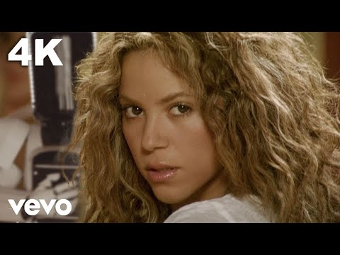 Shakira - Hips Don't Lie ft. Wyclef Jean Music Videos