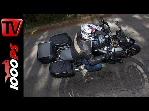 Koffersystem f�r Reiseenduros | SW-Motech Gep�cksystem, Zubeh�r