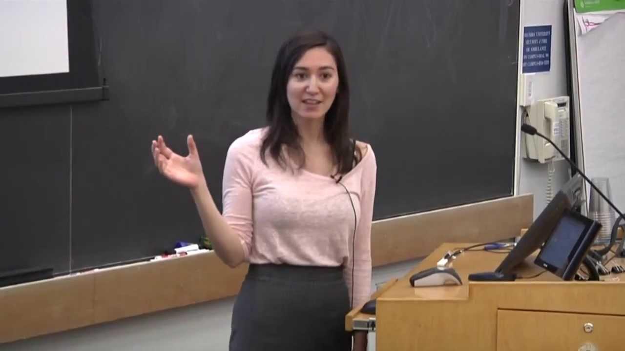 Emi Nakamura: Is China Slowing? - YouTube
