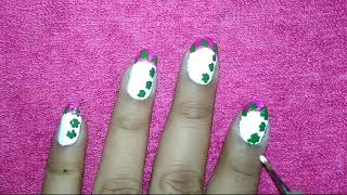 Flower Nail Art Design, Flower Nail Art Design, Beautiful Nail Art Design, New Nail Art Design 2019.