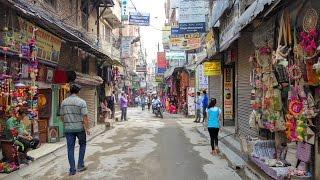 THRILL ADVENTURES NEPAL: A Walk Between Thamel & Kathmandu Durbar Square