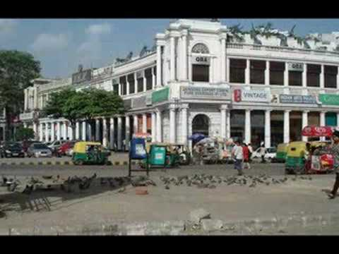 Redevelopment Of Connaught Place. Jamia to Connaught Place