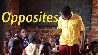 Opposites - Ugandan Comedy skits.
