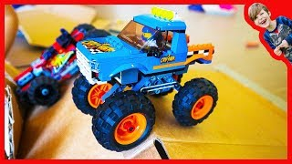 Lego City Monster Truck Arena