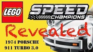 REVEALED: Lego Speed Champions 1974 Porsche 911 Turbo 3.0
