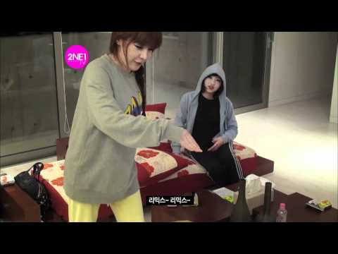 Park Bom Moments - 2NE1TV (Season 2)