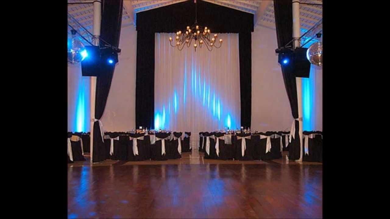salones para fiestas de 15 a os youtube On salones decorados para 15 años