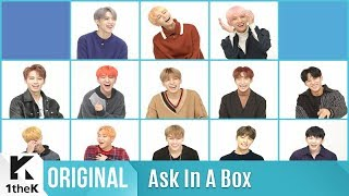 ASK IN A BOX: SEVENTEEN(???) (Part.1) _ Clap(??)
