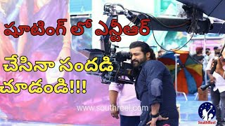 Jai Lava Kusa Making Video | Ntr Funny In Shooting | Bobby