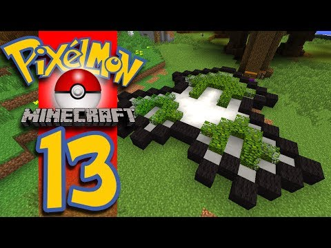 Minecraft Pixelmon - EP13 - Gym Floor