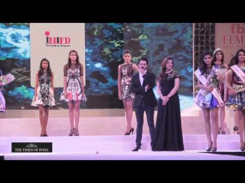 INIFD Miss Talented - Medhika Priya Singhal - FBB Femina Miss India 2015