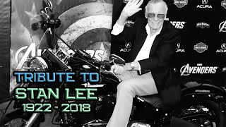 A Tribute To The Legend | In Memory of STAN LEE | Marvel Indonesia