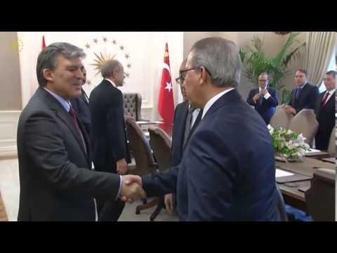 Gül Reiterates Turkey's Support for Libya - 03.01.2014